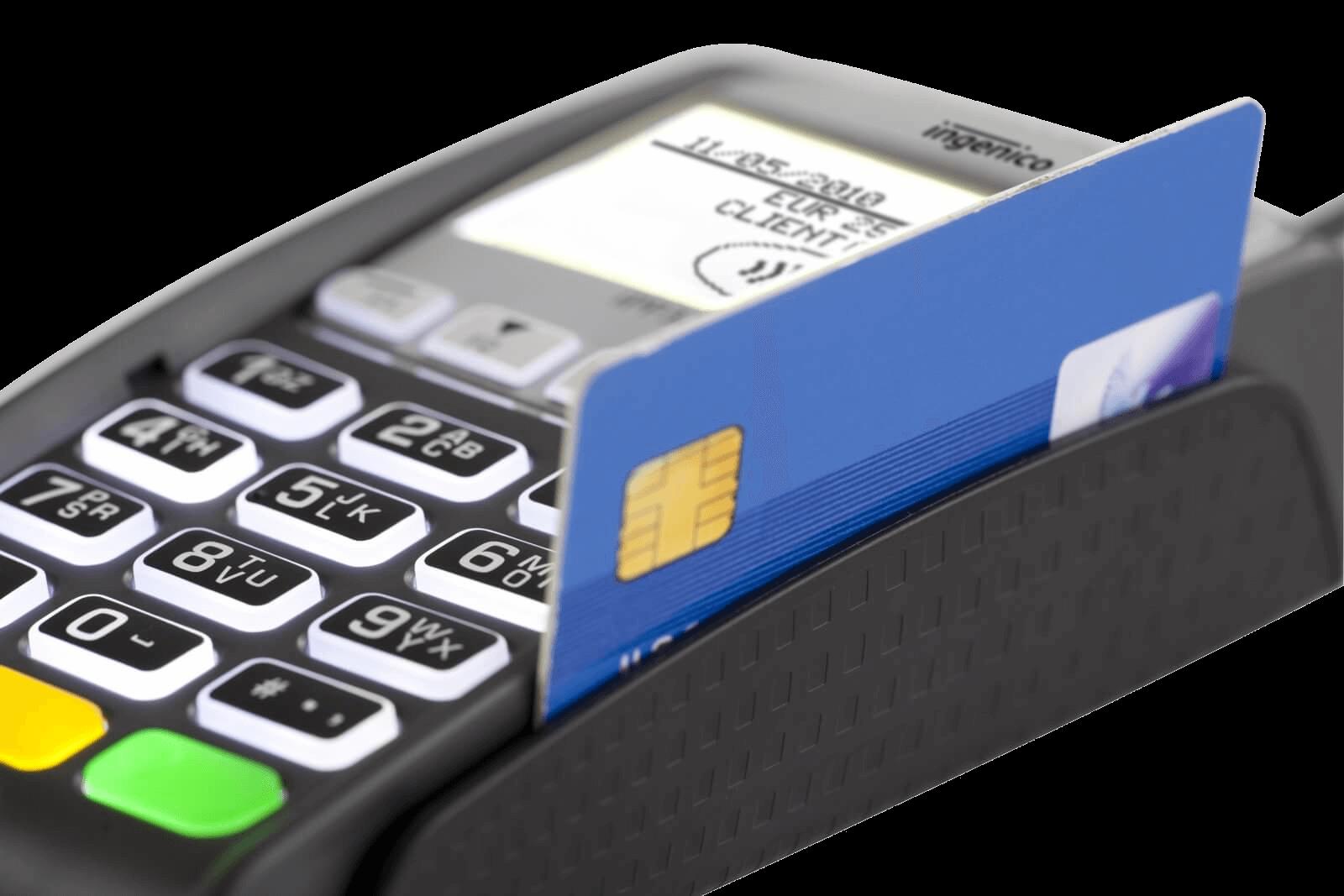 Terminal płatniczy - Paytel z kartą