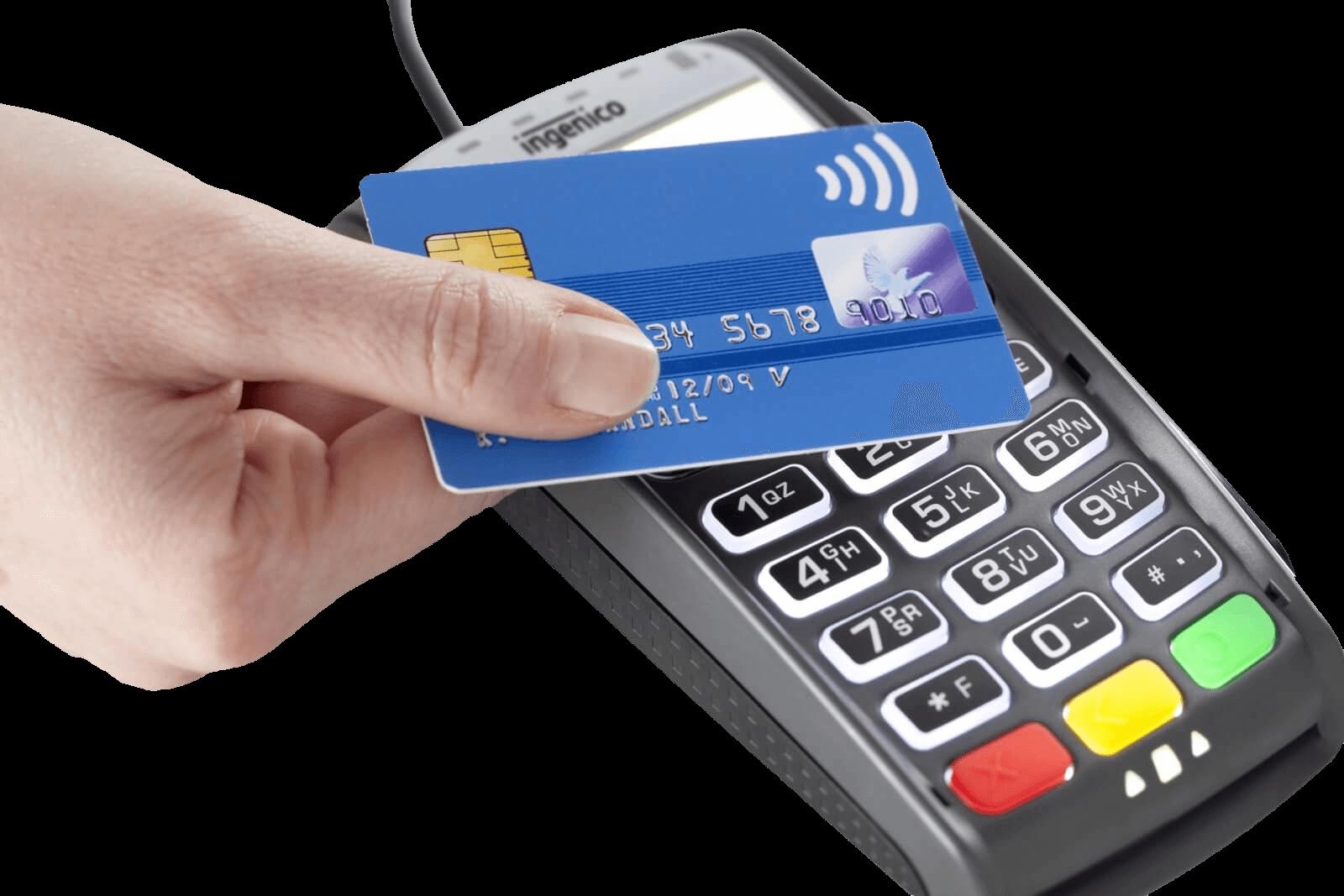 Terminal płatniczy - Paytel płatności zblizeniowe